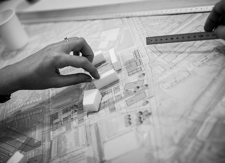 MAES Architectes Urbanistes mutation